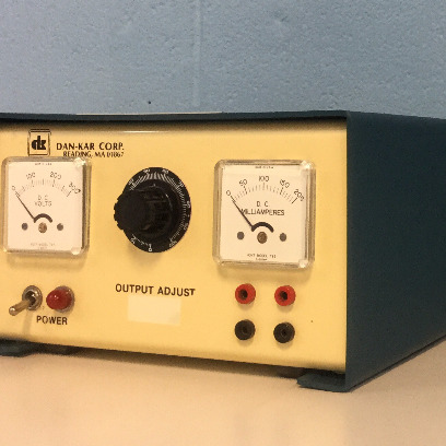 Dan-Kar Corp Electrophoresis Power Supply Model DK300 Image