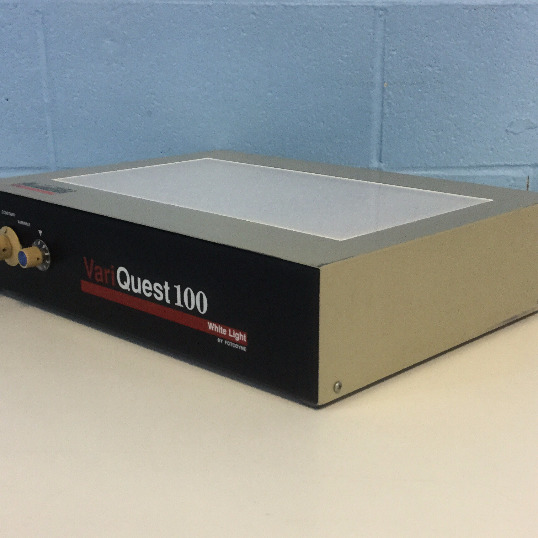Fotodyne Variquest 100 White Light Transilluminator Image