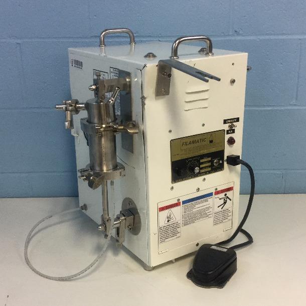 Refurbished National Instruments Filamatic Liquid Filler