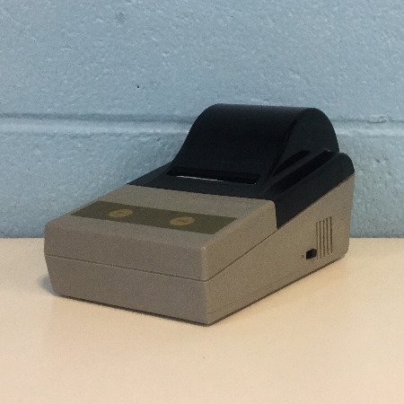 Beckman Coulter U-1024SB Thermal Printer with Power Supply Image
