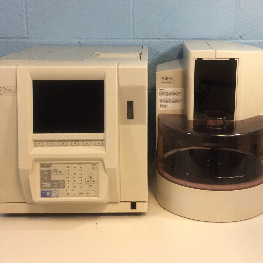 Shimadzu TOC Analyzer Model TOC V-CSH w/ Autosampler Model ASI-V Image