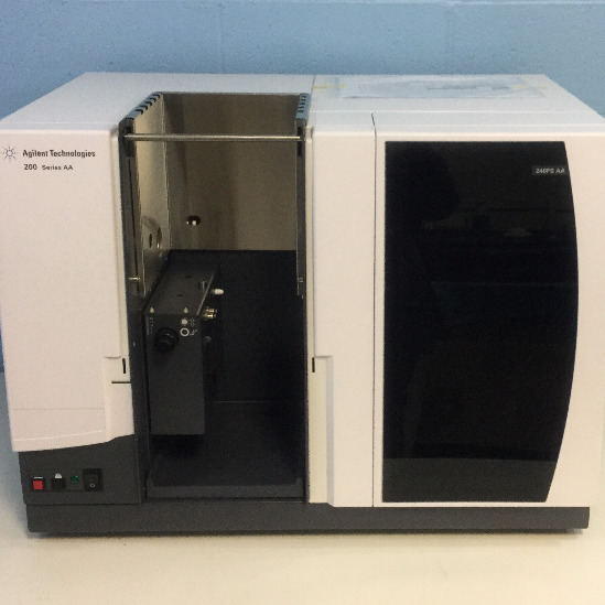 Agilent Technologies 240FS AA Atomic Absorption System Image