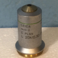 C Plan L 20 x 0.30na Microscope Objective