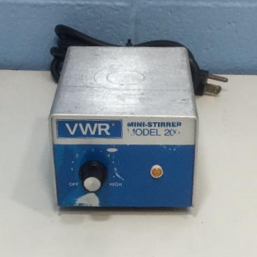 VWR 200 Mini Stirrer Image