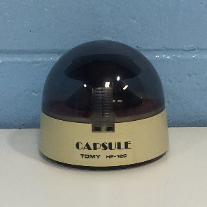 Capsule HF-120 mini centrifuges Name