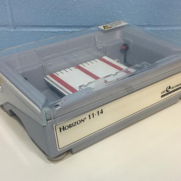 Gibco BRL Horizon 11-14 Horizontal Gel Electrophoresis System  Image