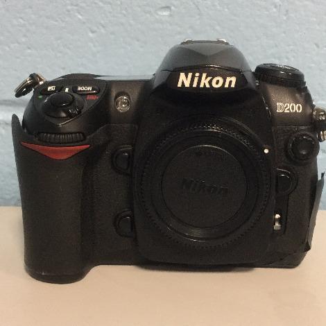 D200 Digital SLR Camera