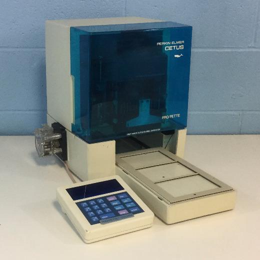 Perkin Elmer Cetus Pro Pette Sampling System Image