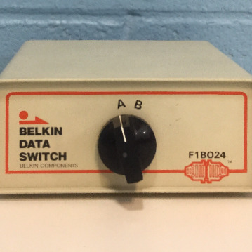Belkin Data Switch F1B024 Image