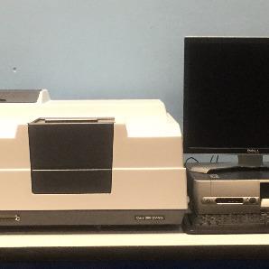 Agilent Technologies Cary 300 Bio Spectrophotometer Model G9823 Image