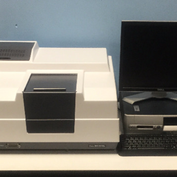 Agilent Technologies Cary 300 Bio Spectrophotometer Model G9823 Image