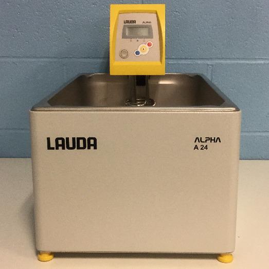 Lauda Brinkmann Alpha A 24 Water Bath Image
