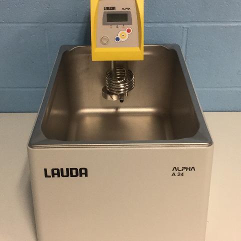 Lauda Alpha A 24 Water Bath Image