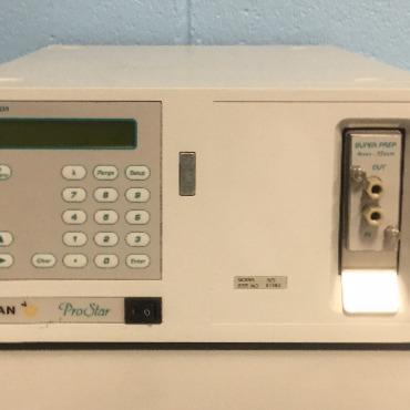 Varian Prostar 320 UV-VIS Detector Image