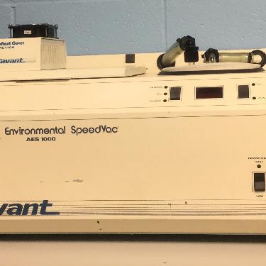 AES1000 Speedvac Name