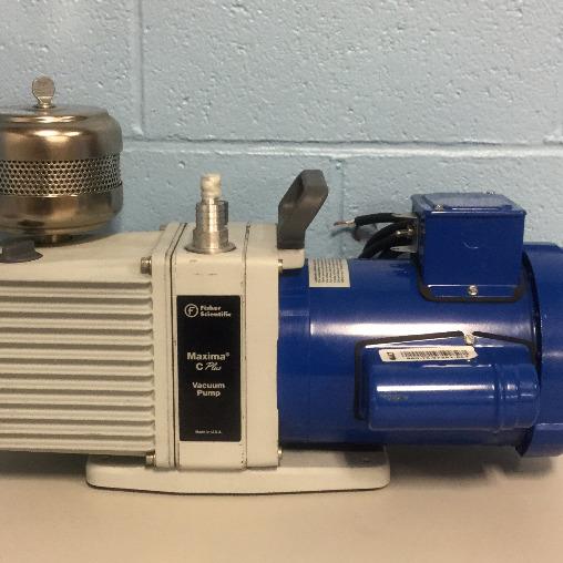 Fisher Scientific Maxima C Plus M12C Vacuum Pump Image