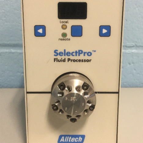 Alltech Select Pro Model EV700-102-AL Image