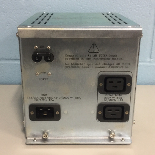 AB Sciex Line Adjustment Transformer P/N 1029120 Image