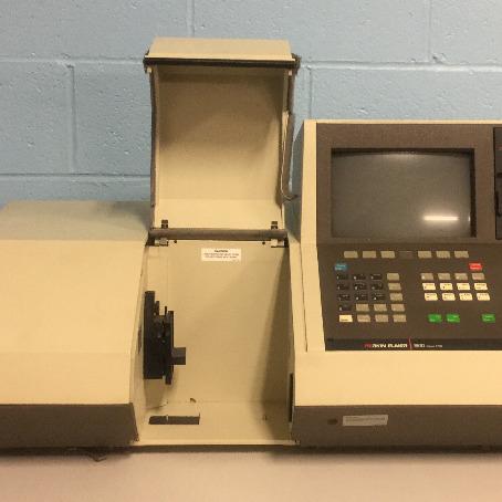 Perkin Elmer 1600 Series FTIR Spectrophotometer Image