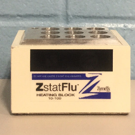 ZstatFlu Heating Block 10-100 Name