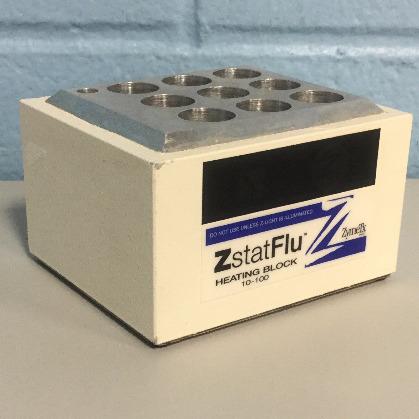 Zymetx ZstatFlu Heating Block 10-100 Image