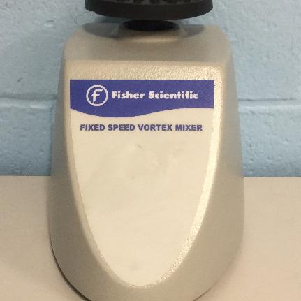 Fisher Scientific Fixed Speed Vortex Mixer Image