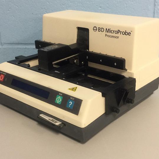 Darkfield Quebec BD MicroProbe Processor Cat# 250100 Image