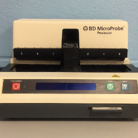 Becton Dickinson BD MicroProbe Processor Cat# 211877 Image