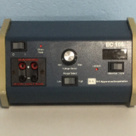E-C Apparatus Corp. EC 105 Electrophoresis Power Supply Image