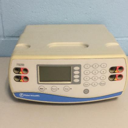 Fisher Scientific FB200 Electrophoresis Power Supply Image