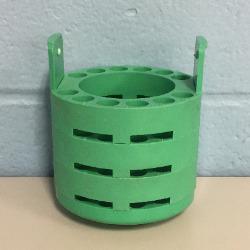 Jouan Green 12x10 mL Adapters (set of 4)  Image