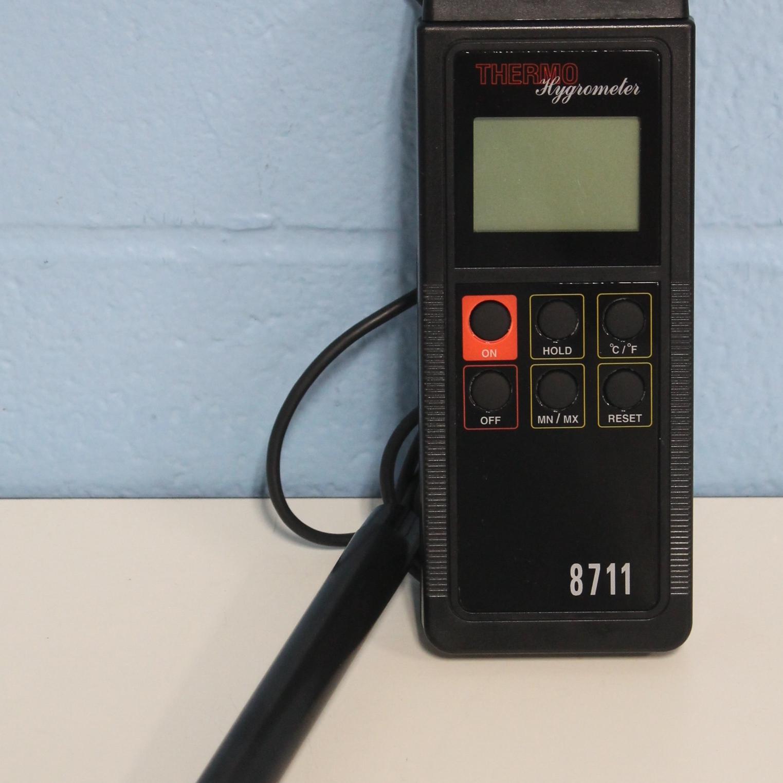 8711 Hygrometer Name