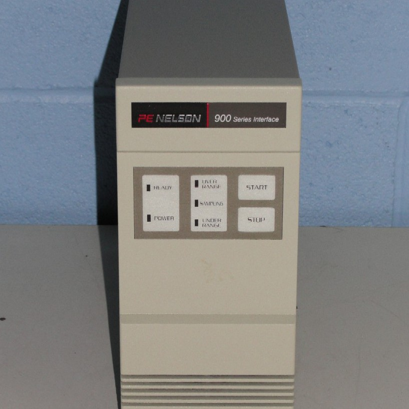 PE Nelson 900 Series Interface Image