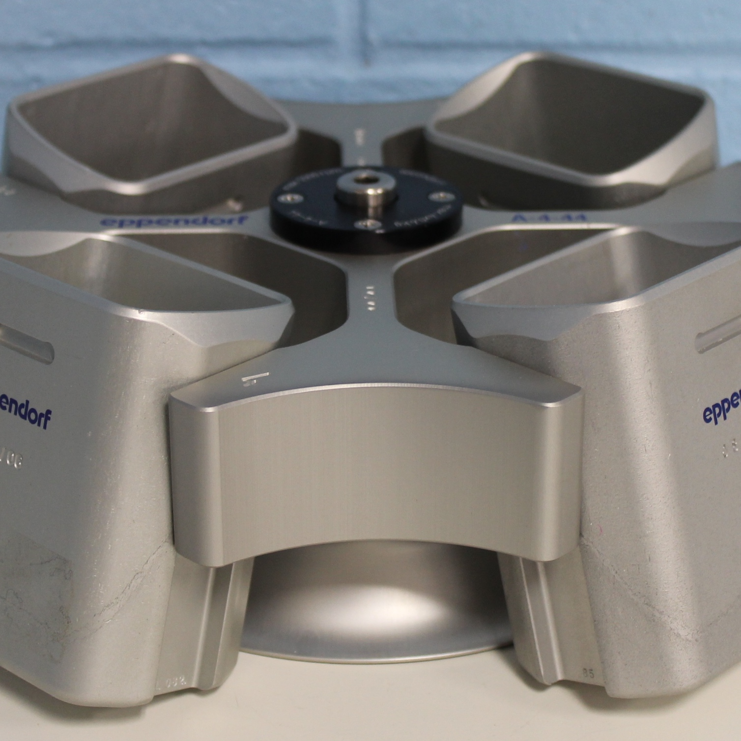 Eppendorf A-4-44 Swing-bucket Rotor with Buckets Image