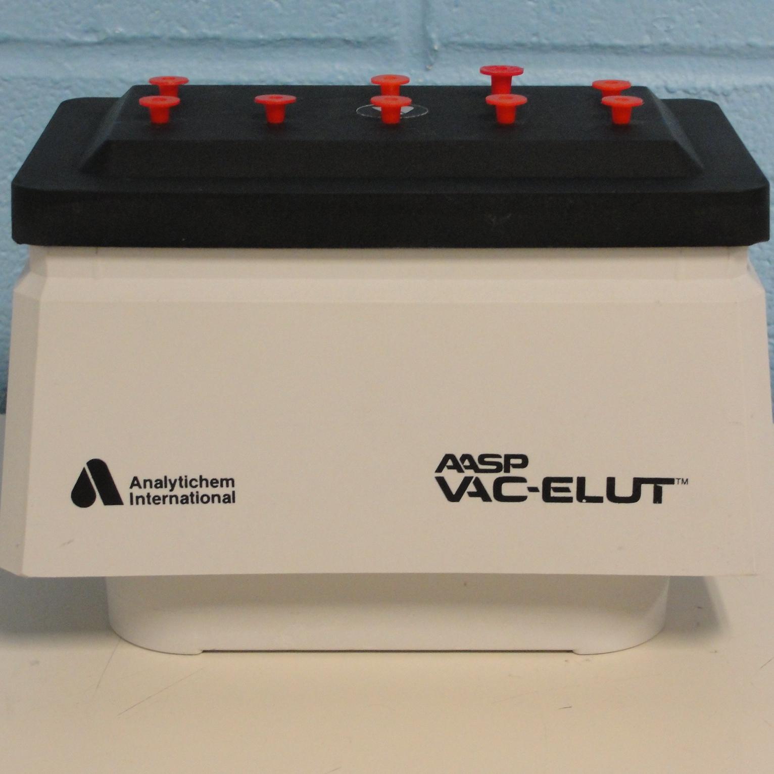 AASP Vac-Elut. Model AI 6000