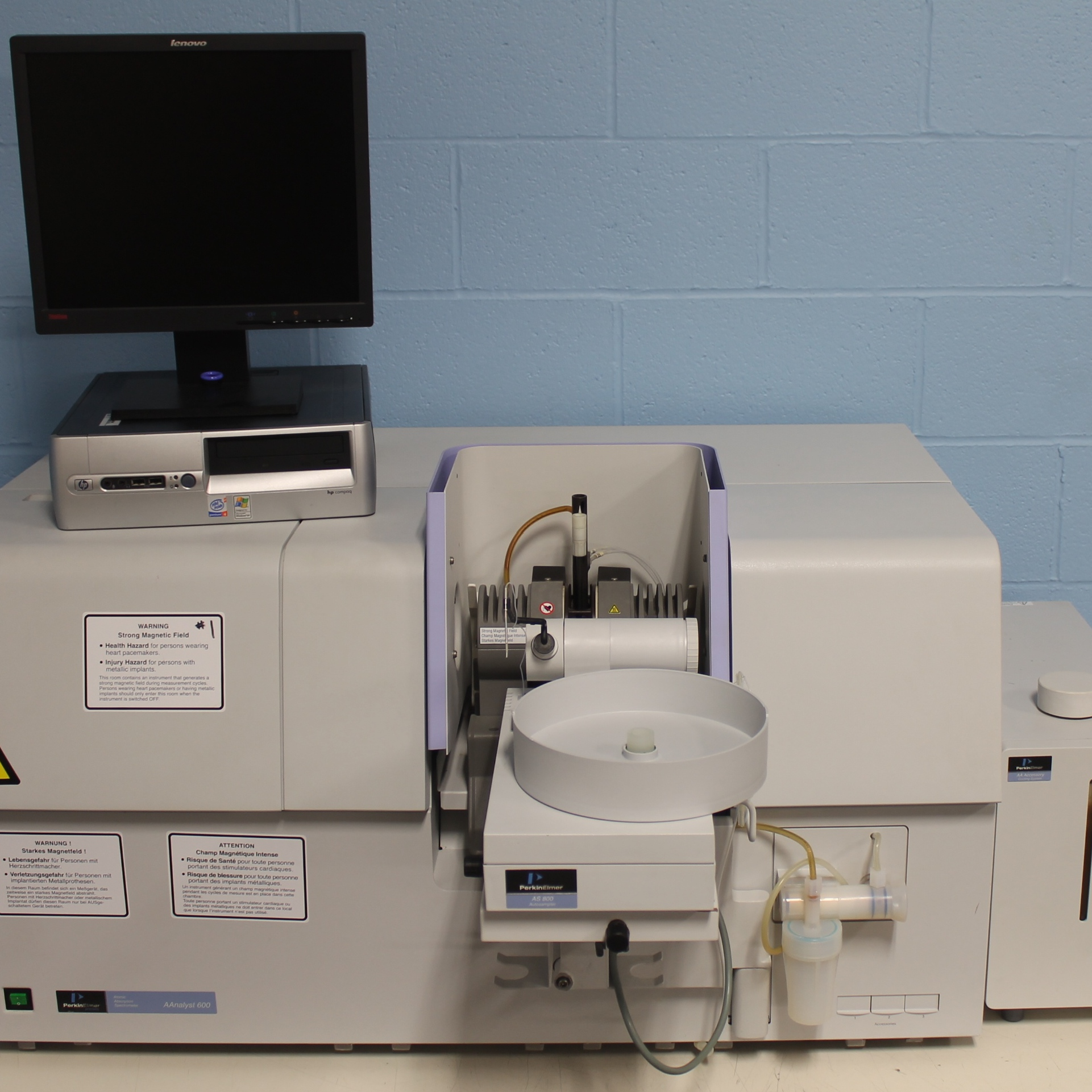 AAnalyst 800 Atomic Absorption Spectrometer