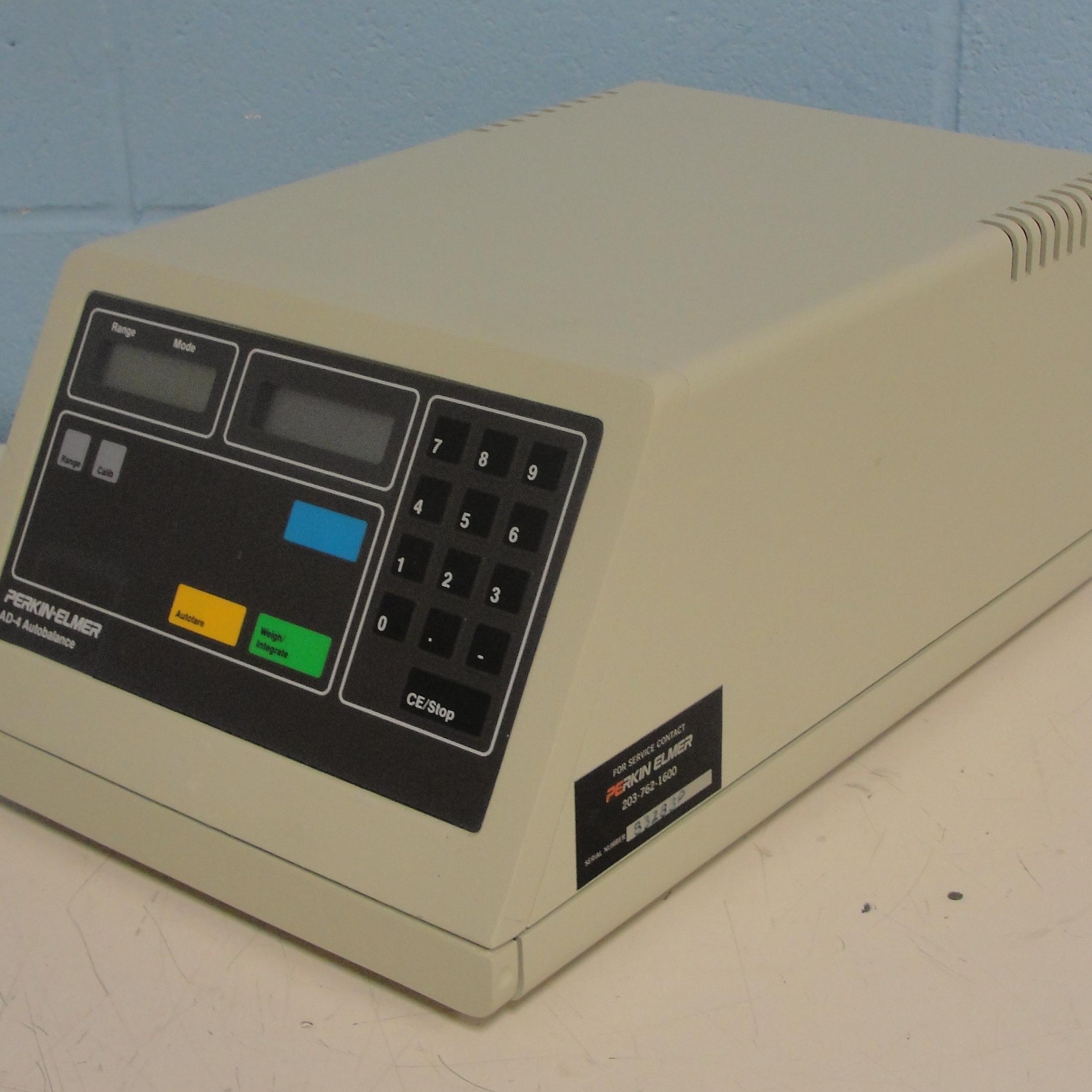Perkin Elmer AD-4 Autobalance Control Unit Image