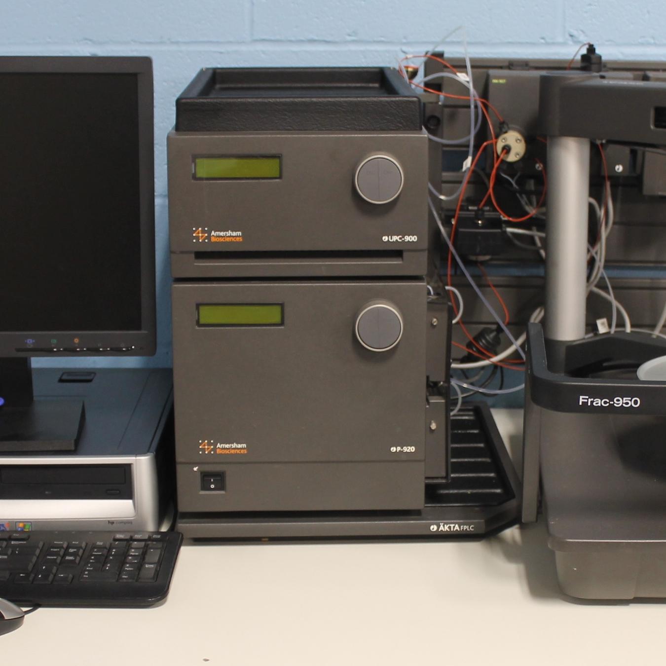 Amersham Biosciences AKTA FPLC System Code No.18-6083-20 Image