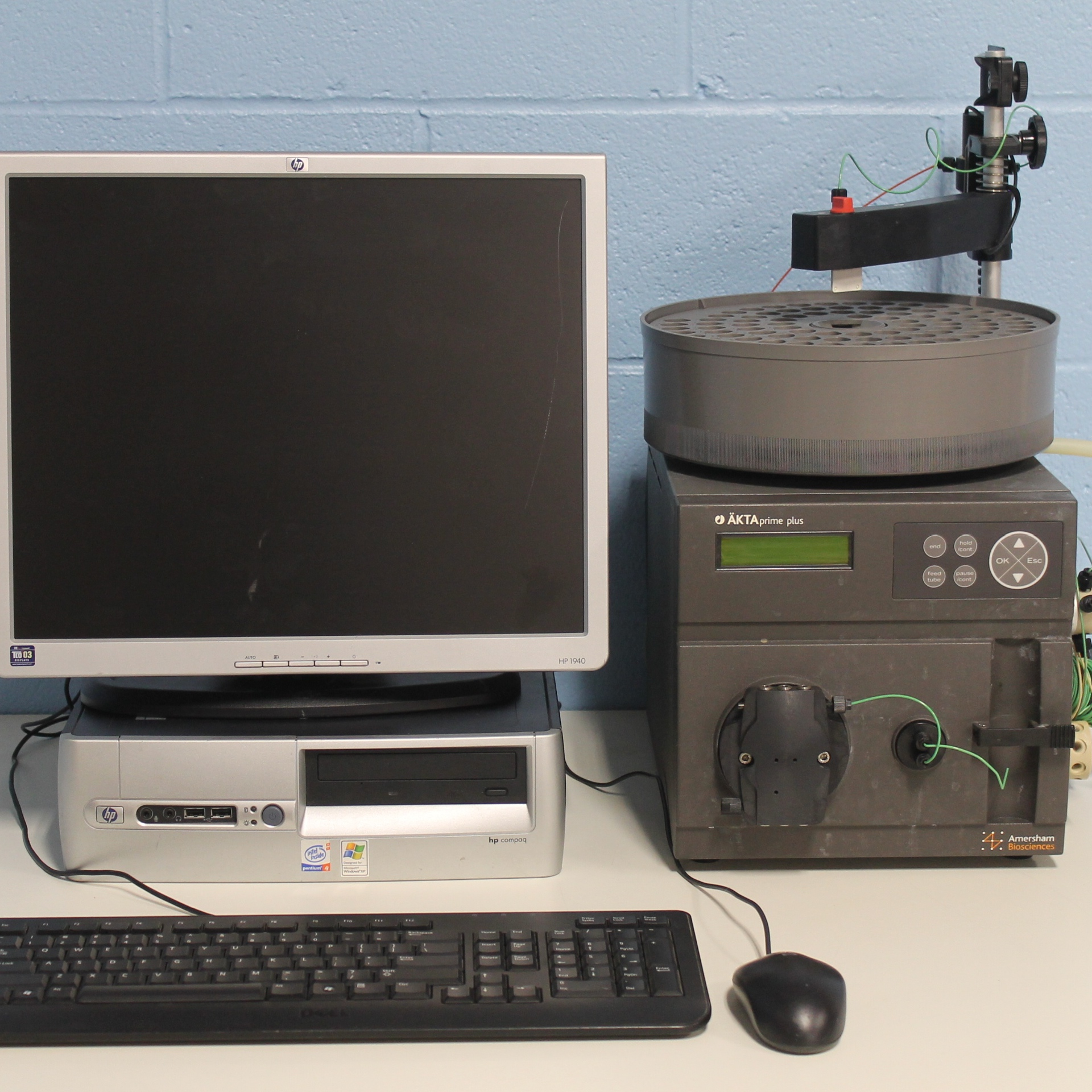 Amersham Biosciences AKTA PrimePlus Automated Liquid Chromatography System Code No. 11-0013-13 Image