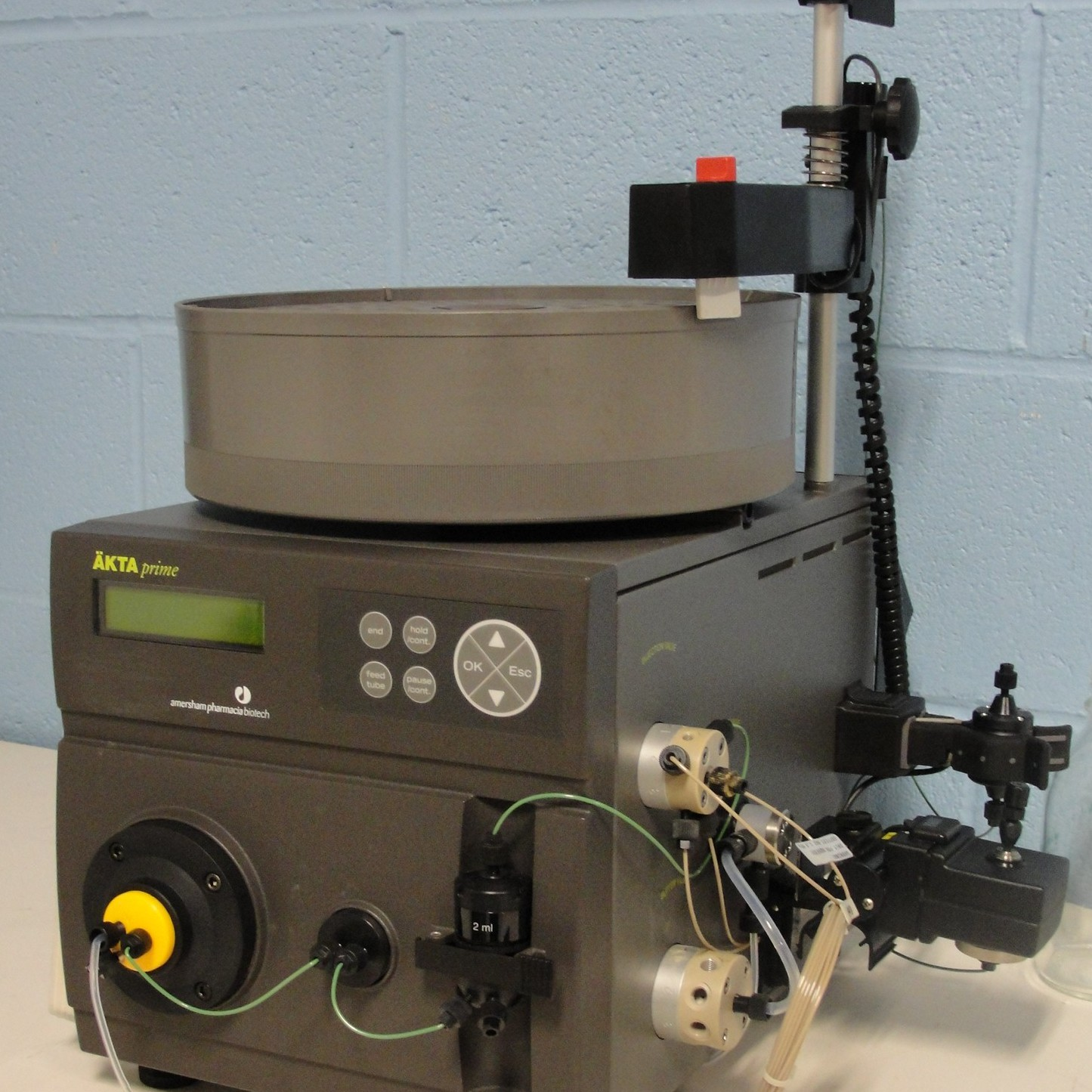 Amersham Biosciences AKTA Prime Low-Pressure Automated Liquid Chromatographic System Image