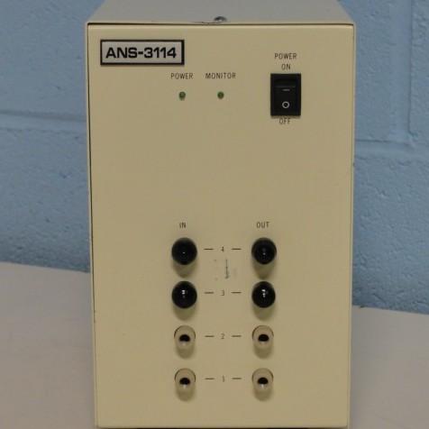 Anspec ANS-3114 4 Channel In-line Vacuum Degasser Image