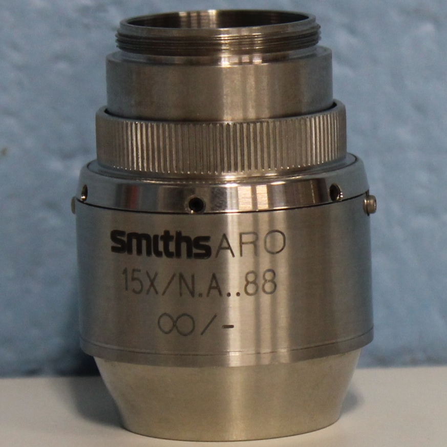 Smith ARO 15x/N.A.88 Objective Image