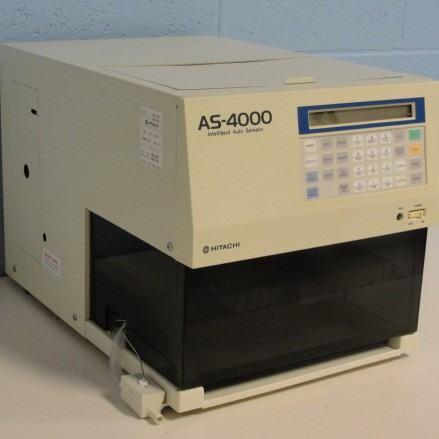 AS-4000 Intelligent Auto Sample P/N 080-0411 Name
