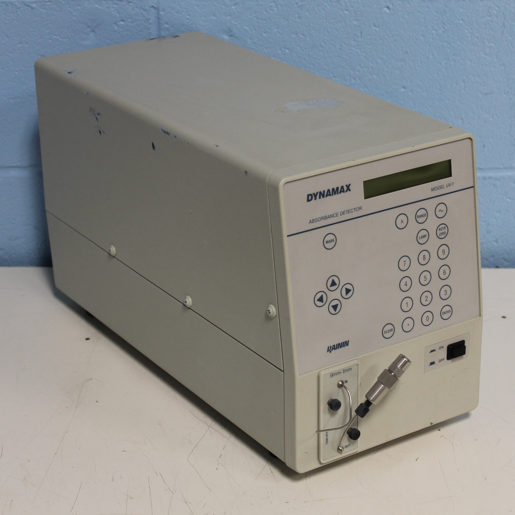 Dynamax Rainin Absorbance Detector Model UV-1 Image