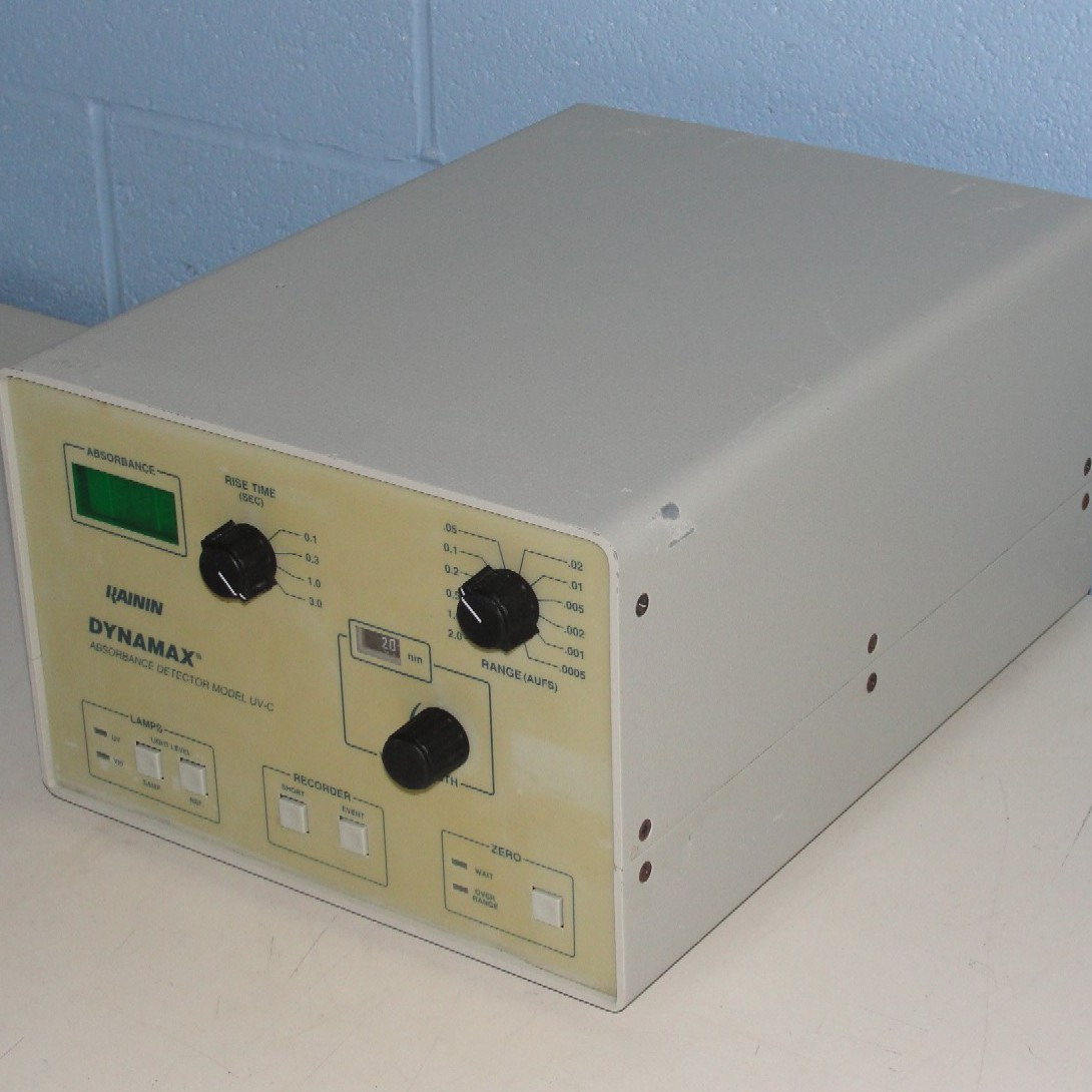 Rainin Dynamax Absorbance Detector Model UV-C Image