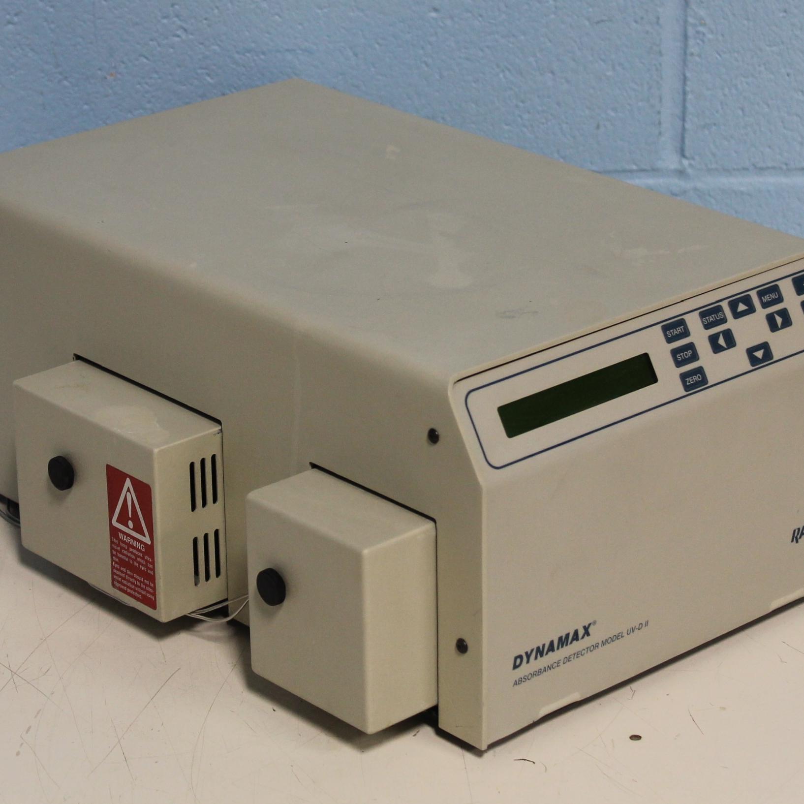 Rainin Dynamax Absorbance Detector Model UV-D II Image