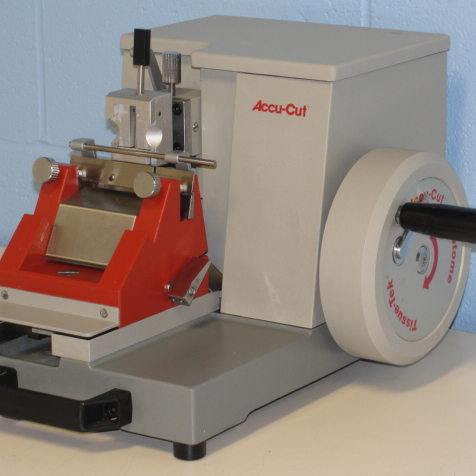 Tissue-Tek Accu-Cut Rotary Microtome Type 4571 Image