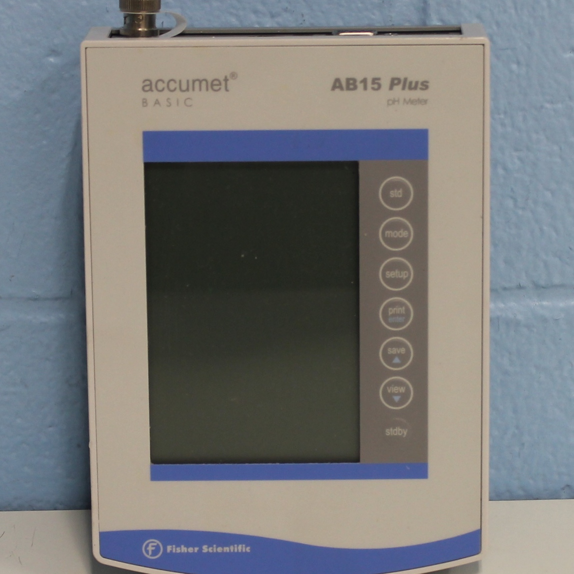 Fisher Scientific Accumet Basic AB15 Plus pH/mV/C Meter Image