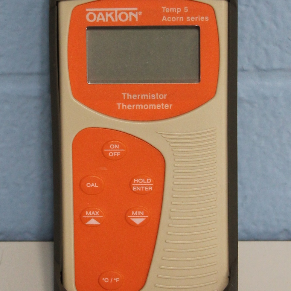 Acorn Temp 5 Thermistor Thermometer Name