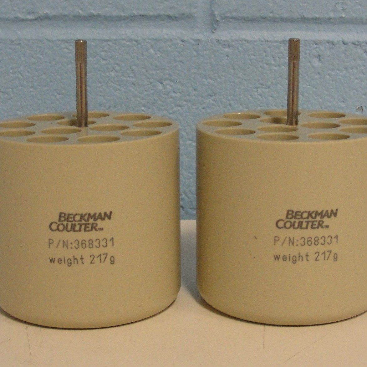 Beckman Coulter Conical Tube Adapter Image